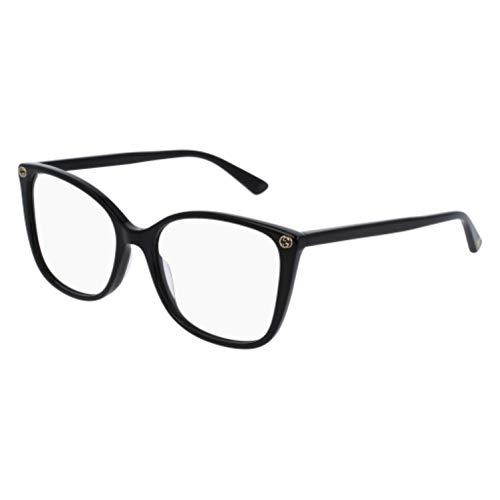 Eyeglasses Gucci GG 0026 O- 001 BLACK -
