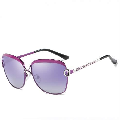 MNGF&GC Gafas de sol europeas y americanas con lentes de ojo ...