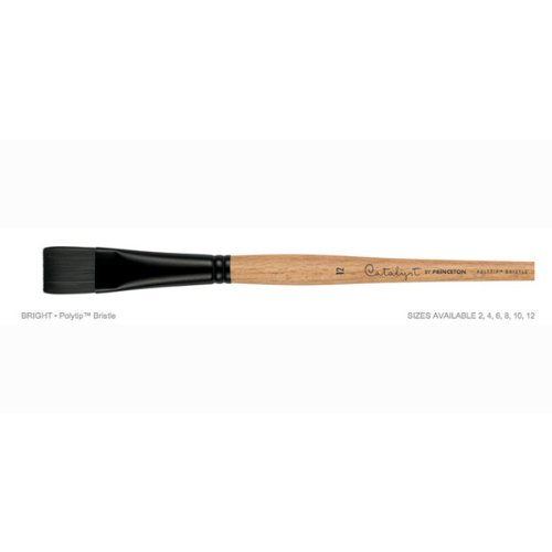 UPC 757063643247, Princeton Artist Brush, Catalyst Polytip Bright 4