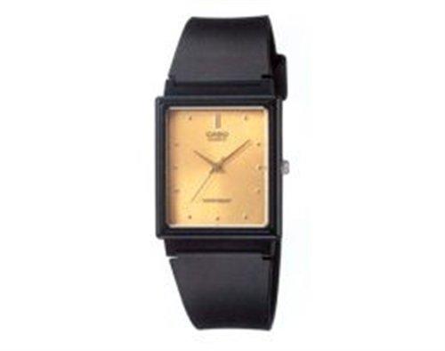 Brand New, Casio - MQ38-9A Men's Rectangular Classic 3-Hand Analog Watch