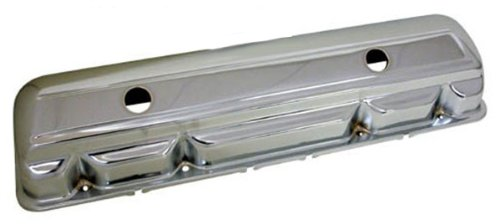 1958-80 Mopar 170-198-225 Slant 6 Cylinder Valve Cover - Chrome ()