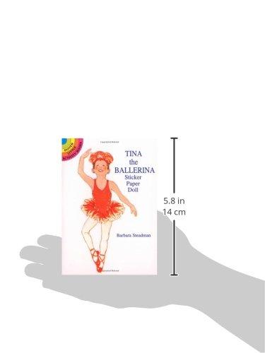 Tina the Ballerina Sticker Paper Doll (Dover Little Activity Books Paper Dolls)
