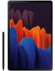 $658 » Samsung Galaxy Tab S7+ Wi-Fi, Mystic Black - 128GB (SM-T970NZKAXAR) (Renewed)