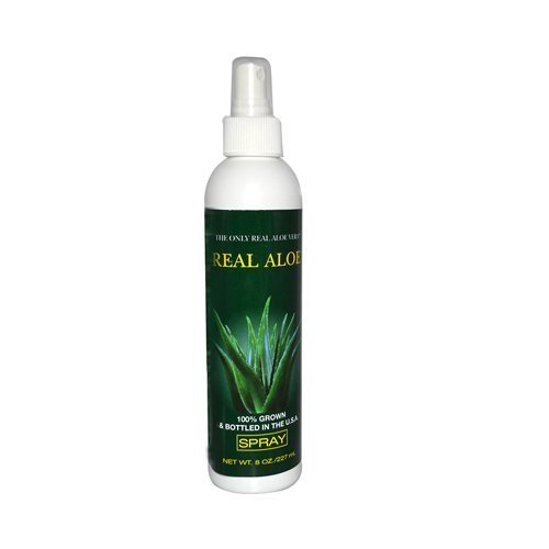 Real Aloe Inc Aloe Vera Spray - 8 ()