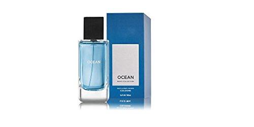 Bath Body Works Ocean Men s Collection 3.4 oz Cologne Spray
