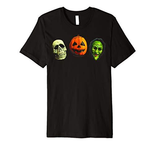 Silver Shamrock Halloween Mask (Halloween 3 Silver Shamrock Masks Premium)