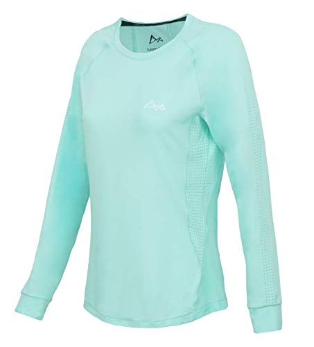 Dry Wick - Turaag Long Sleeve T-Shirt for Women Quick Dry Moisture Wicking Training & Gym
