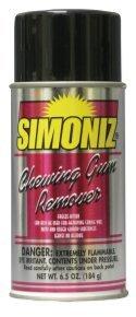 Simoniz Gum and Wax Remover - 12 20oz/cs by Simoniz
