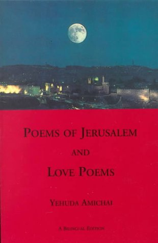 Poems of Jerusalem and Love Poems (Sheep Meadow Poetry)