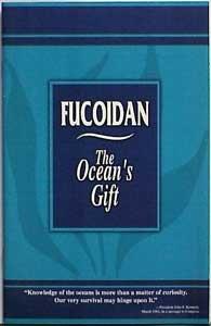 Paperback Fucoidan: The Ocean's Gift Book