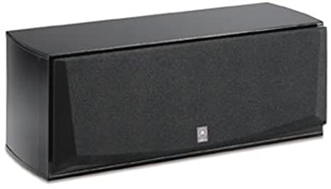 Yamaha NS-C444 2-Way Center Channel Speaker Centre Speakers at amazon