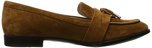 Spiga On Loafer Luggage Slip Amica Womens Via p1zwAWdFqp