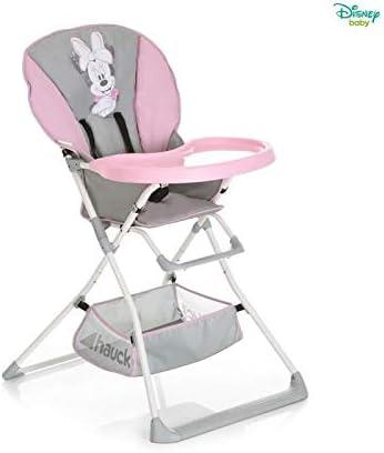 Gris Turquoise Forest Fun Pliable Hauck Chaise Haute Mac Baby Deluxe /à partir de 6 mois Plateau Repas avec Approfondissement pour Boissons