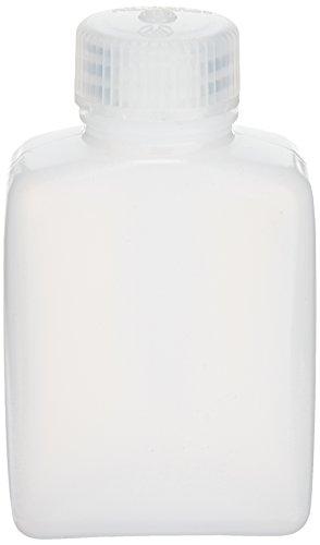 Nalgene Wide Mouth Rectangular Bottle (4-Ounce)