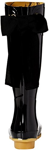 Womens Boot Evedon Rubber Black Joules Rain tdv0tq
