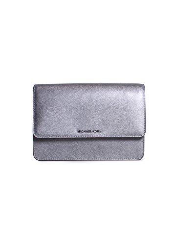 Michael Kors Pewter Handbag - 7