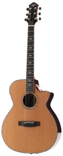 (Prestige Guitars Eclipse Cedar/Rosewood w/Fishman Ellipse Matrix Acoustic-Electric Guitar Blend Pickup System)