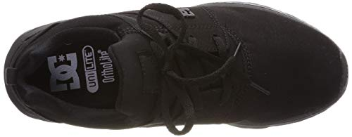 Tx Nero black Da Dc Heathrow Shoes Scarpe 001 Se Skateboard Donna 8z74xE1qxw