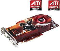 ASUS EAH4890/HTDI/1GD5 Radeon HD 4890 1GB GDDR5 PCI Express 2.0 x16 Video Card