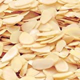 Bakers Select Almond Natural, Sliced , 5 Pound -- 1 Case