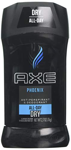 Axe Dry Anti-Perspirant Deodorant Phoenix 2.70 oz (Pack of 6) - Men Phoenix Axe