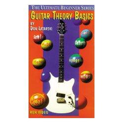 - Ult Beginner Series: Guitar Theory Basics [VHS]
