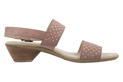 Gabor Women's 64.542.14 Fashion Sandals metal v4ta56NX