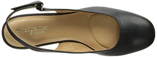 Wedge Sandal Women's Naturalizer Espadrille Bridget Black wqtZZB61