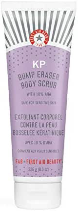 Body Washes & Gels: First Aid Beauty KP Bump Eraser Body Scrub