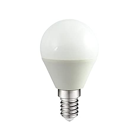 Wonderlamp Bombilla led E14, 4 W, Blanco Calido 3000K, 10 Unidades: Amazon.es: Iluminación