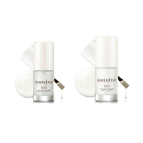 Innisfree-Eco-Base-Coat-and-Top-Coat-6ml-Set