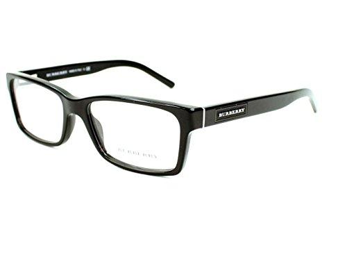 Burberry BE2108 Eyeglass Frames 3001-5216 - Black BE2108-3001-52