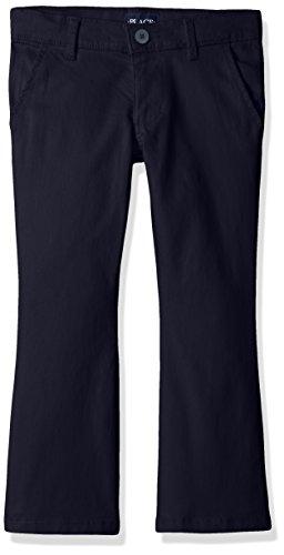 (The Children's Place Girls' Little Uniform Pants, Tidal 43302)