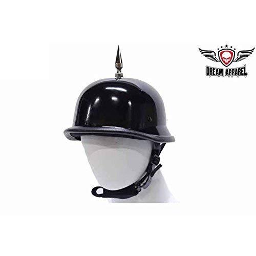 (1 Spike German Shiny Novelty Helmet)