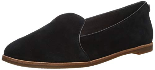 (UGG Women's Bonnie Driving Style Loafer, Black, 8.5 M US)