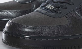 Nike Air Force 1 Low Downtown LTH QS NRG 573979-002 Anthrazit 42,5