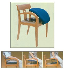 UPLIFT Seat Assist with Memory Foam, 80-230 lb. Capacity by Uplift (Image #2)
