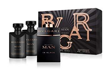 Bvlgari Man In Black Eau de Parfum Mini Splash .17oz/5ml…
