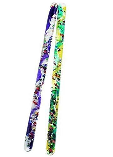 Glitter Wand - Toysmith Jumbo Spiral Glitter Wand 2