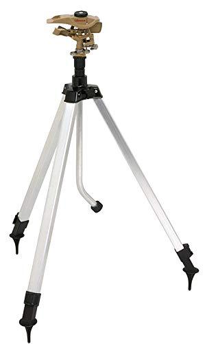 - Gilmour 167TRI Impact Sprinkler Head on Adjustable Tripod Stand | Sprays Water 43 Feet - 3 Pack