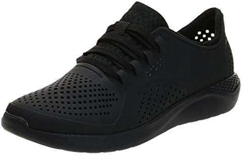 Crocs Men's LiteRide Pacer Sneaker | Comfortable Sneakers for Men
