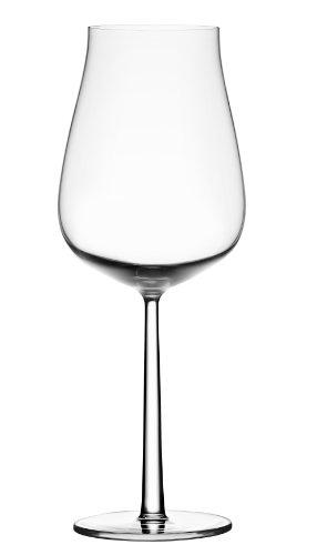 Iittala Essence Plus Red Wine Glasses, 22-Ounce, Set of 4 (Iittala Champagne Glass)