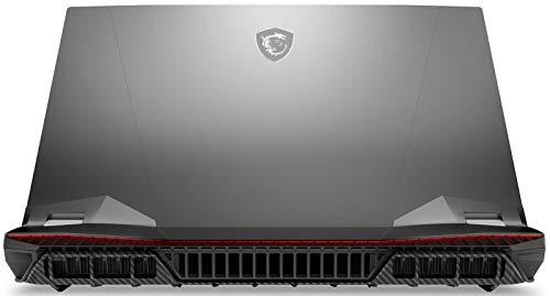 "XPC MSI GT76 Titan DT Gamer Notebook Computer 17.3"" 4K/UHD Intel Core i9 10th Gen 10900K GeForce RTX 2080 Super 64GB Memory 2X 2TB 970 EVO Plus NVMe SSD Windows 10 Pro Gaming Laptop Series"