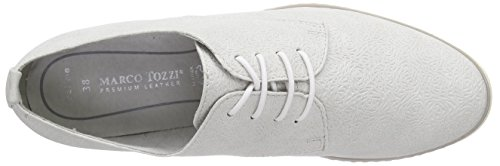 TOZZI Damen Antic Derby 23618 MARCO Quartz Grau 296 dqfpxRdH