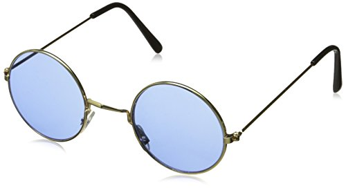 BuyTheBeatles John Lennon Round Lens Sunglasses, Light - Round Lennon John Glasses