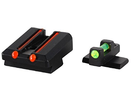 Williams Firesights - Taurus PT111, PT140, 24-7 Pro Dovetail, Green/Red