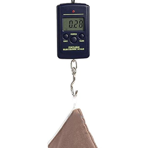 10g-40Kg Digital Hanging Luggage Fishing Weight Scale Electronic Pocket Mini Protable Fish - Malls Troy In