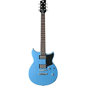yamaha revstar rs420 electric guitar with gig bag factory blue musical instruments. Black Bedroom Furniture Sets. Home Design Ideas