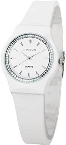 New girl little fashion watches/Waterproof and simple quartz watch-B