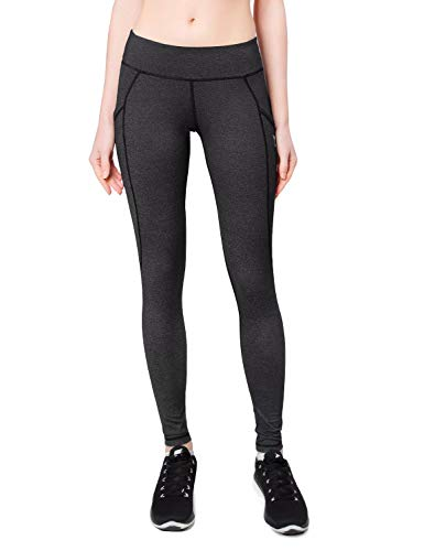 BALEAF Women's Mid-Waist Yoga Leggings Side Pockets 28